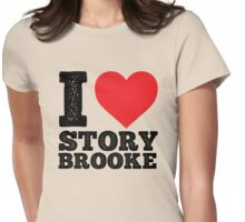 I Love Storybrooke Womens Fitted T-Shirt