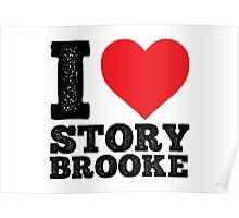 I Love Storybrooke Poster