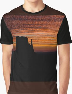 Mittens At Sunrise Graphic T-Shirt