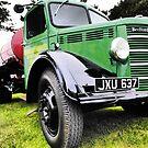 vintage truck by bertie01