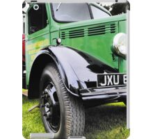 vintage truck iPad Case/Skin