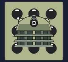 Dalek Leader - Day Of The Daleks Kids Clothes