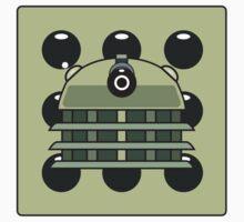 Dalek Leader - Day Of The Daleks by GaffaMondo