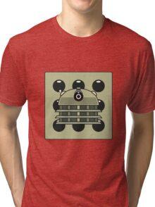 Dalek Leader - Day Of The Daleks Tri-blend T-Shirt