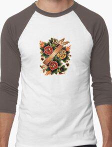 Spitshading 063 Men's Baseball ¾ T-Shirt