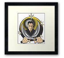 Enemy Within Framed Print