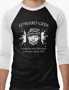 Butcher of Plainfield. Men's Baseball ¾ T-Shirt