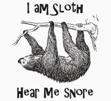 Sloth by WaywardMuse