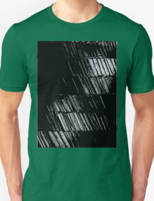 Graphite abstraction Unisex T-Shirt