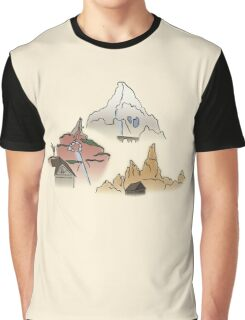 Mickey's Mountain Climber Graphic T-Shirt
