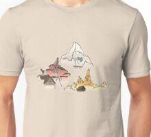 Mickey's Mountain Climber Unisex T-Shirt