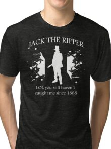 Simple Jack. Tri-blend T-Shirt
