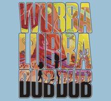 Wubba lubba dub dub Baby Tee