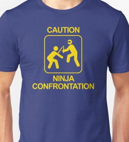 You've been warned! Unisex T-Shirt