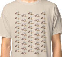 Mickey's Mountain Climber Pattern Classic T-Shirt