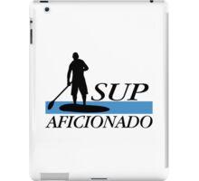 Stand Up Paddleboard Aficionado iPad Case/Skin