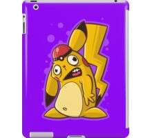 Pika Derp iPad Case/Skin