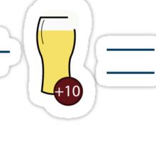 Drunk Problems  Sticker