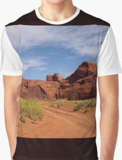 I Will Go Where The Road Leads Me Graphic T-Shirt