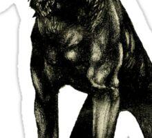 Black Beast Sticker