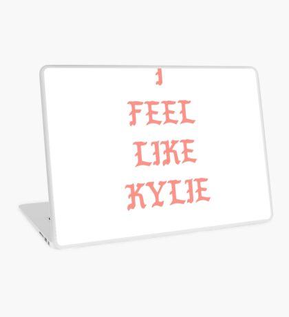 I Feel Like Kylie Laptop Skin
