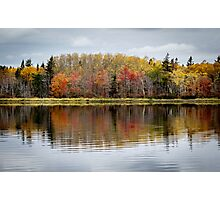 Fall in Cape Breton Photographic Print
