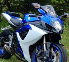 Suzuki motorcycle dream Sticker