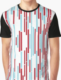 Bars in Patriot Graphic T-Shirt