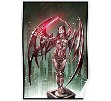 Cyberpunk Painting 024 Poster