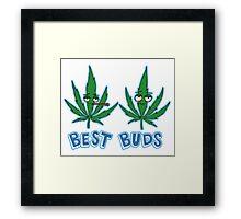 Best Buds Framed Print