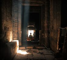 Inside The Bayon #1 by Nicolas Noyes