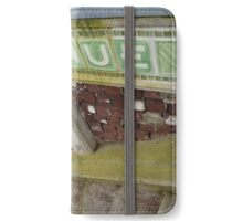Avenida Verde iPhone Wallet/Case/Skin