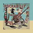 'ROCKABILLY ROCKS MY SOUL' by Matterotica