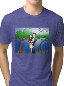 Beloved Girl I know Tri-blend T-Shirt