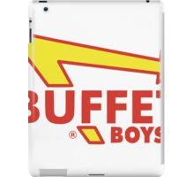 Buffet Boys iPad Case/Skin