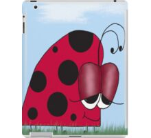 The Euphoric Ladybug iPad Case/Skin