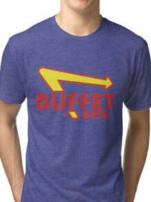 Buffet Boys Tri-blend T-Shirt