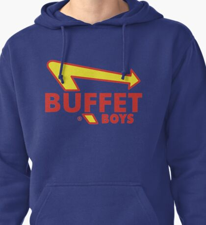 Buffet Boys Pullover Hoodie
