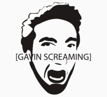Gavin Screaming T-shirt by hnnolch
