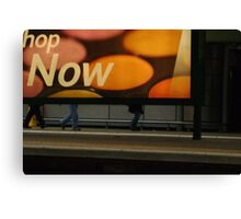 hop NOW Canvas Print