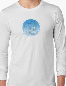 Bates Motel - Psycho Long Sleeve T-Shirt