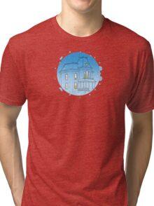 Bates Motel - Psycho Tri-blend T-Shirt