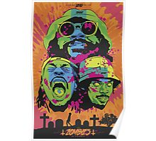 FLATBUSH ZOMBIES EXLUSIVE THE ZOMBIES COVER Poster