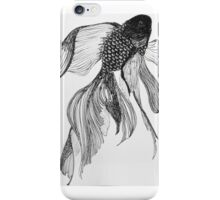Blub blub iPhone Case/Skin