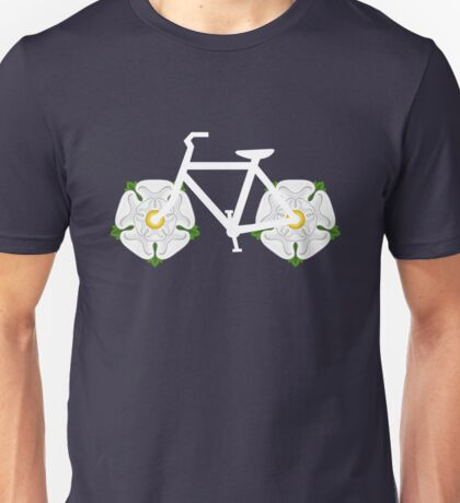 Ride Yorkshire! Unisex T-Shirt