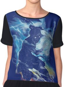 Dancing with elements Chiffon Top