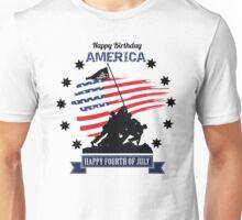Independence Day of United States Unisex T-Shirt