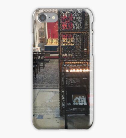 York Minster Chapel iPhone Case/Skin