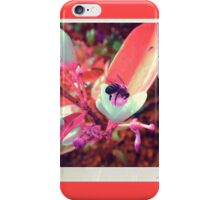Bee What You Want! iPhone Case/Skin