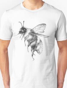 Bumblebee Sketch Unisex T-Shirt